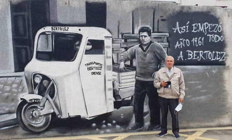 Así empezó todo en 1961, con Antonio Bertolez #96