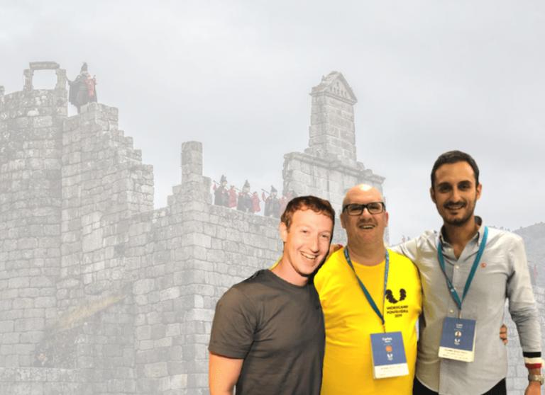 Zuckerberg, keep calm and come to Galicia #95